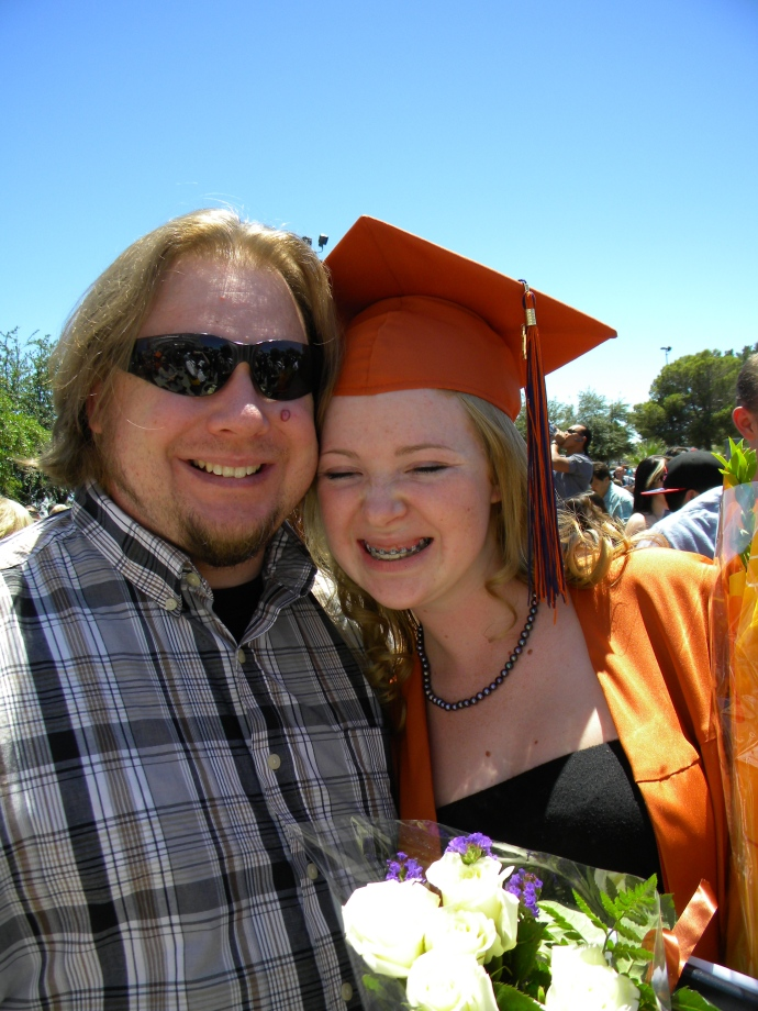 Mike & Cate - Legacy Graduation